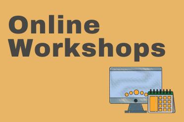 Online Workshops graphic