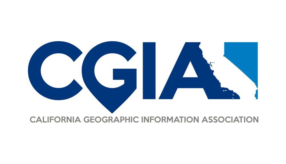 California Geographic Information Association (CGIA) logo