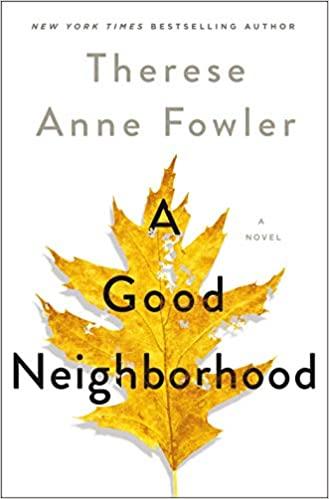 A good neighborhood book cover