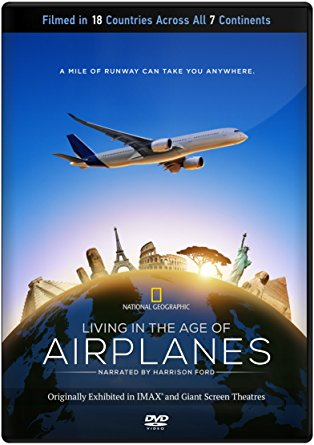 Living in the age of airplanes DVD cover