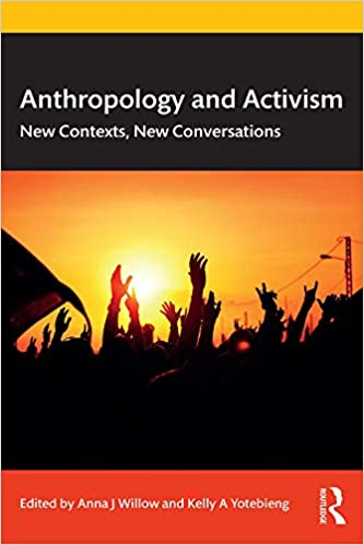 Anthropology and activism book cover