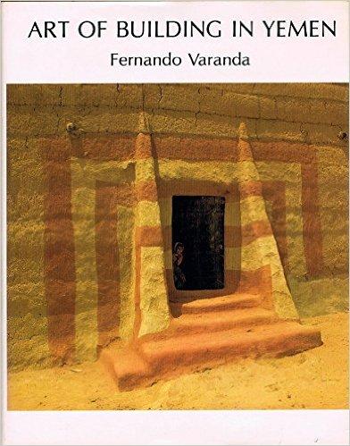 Art of building in Yemen book cover