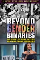 Beyond gender binaries book cover