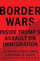 Border wars book cover