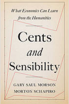 Cents and sensibility book cover