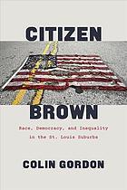 Citizen brown book cover