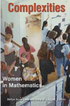 Complexities : women in mathematics book cover