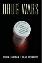 Drug wars book cover