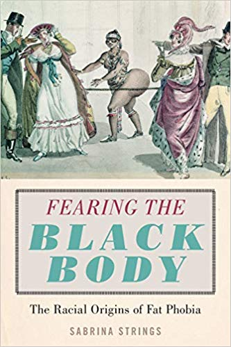 Fearing the black body book cover