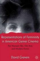 Representations of femininity in American genre cinema book cover