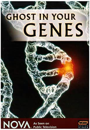 Ghost in your genes dvd cover
