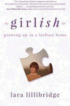 Girlish book cover