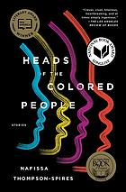 Heads of the colored people book cover