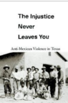 The injustice never leaves you book cover