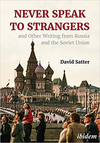 Never Speak to Strangers book cover