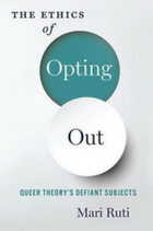 The ethics of opting out book cover