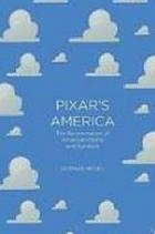 Pixar's America book cover