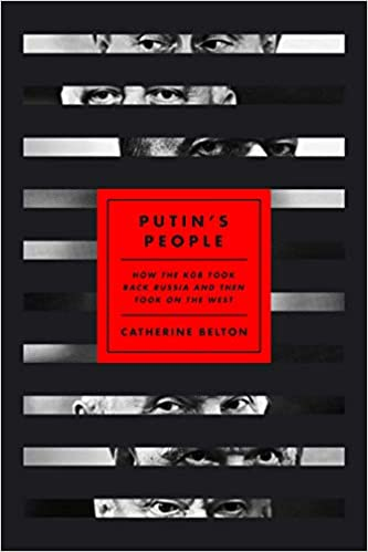Putin's people book cover