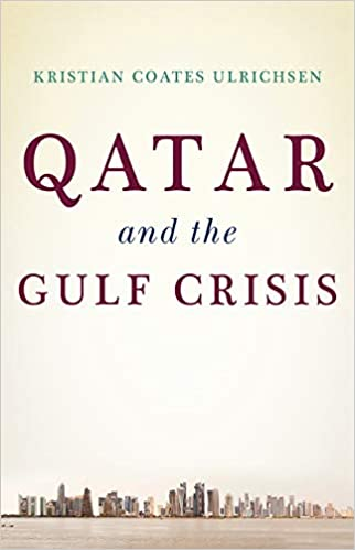 Qatar and the Gulf crisis book cover