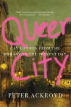 Queer city book cover