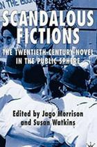 Scandalous fictions book cover