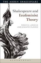 Shakespeare and ecofeminist theory book cover