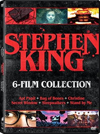 Stephen King dvd cover