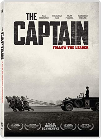The Captain dvd cover