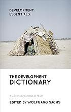 The development dictionary book cover