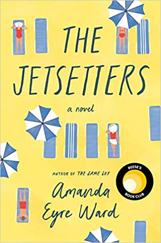 The jetsetters book cover