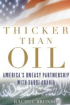 Thicker than oil book cover