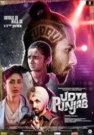 Udta Punjab DVD cover