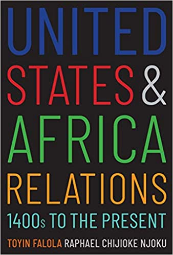United States and Africa relations, 1400s to the present book cover