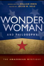 Wonder Woman and philosophy book cover