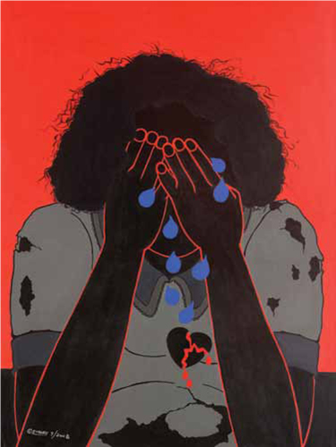 damage caused by internalized racism in toni morrisons the bluest eye Slavery and racism in toni morrison's a this internalized racism that develops may well be a survival tactic racism in toni morrison's the bluest eye essay.