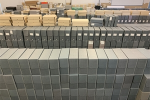 Collections safely transported to UC Merced Library