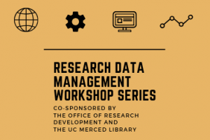 Research Data Management Series Workshop Logo/Images