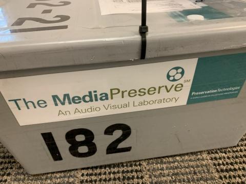 MediaPreserve lock boxes for shipping films