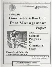 Lompoc Ornamentals & Row Crop Pest Management Project